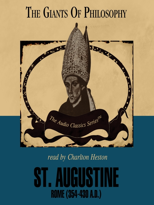 St. Augustine (MP3): Rome (354-430 A.D.)