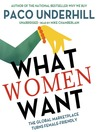 What Women Want (MP3): The Global Marketplace Turns Female-Friendly
