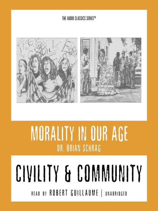 Civility & Community (MP3)