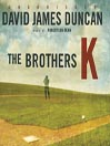 The Brothers K (MP3)