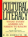 Cultural Literacy (MP3): What Every American Needs To Know