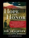 Hope and Honor (MP3)