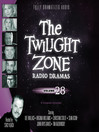 The Twilight Zone Radio Dramas, Volume 28 (MP3)