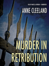 Murder in Retribution (MP3): Acton and Doyle Scotland Yard Mystery Series, Book 2