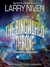 The Ringworld Throne (MP3): Ringworld Series, Book 3