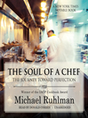 The Soul of a Chef (MP3): The Journey Toward Perfection