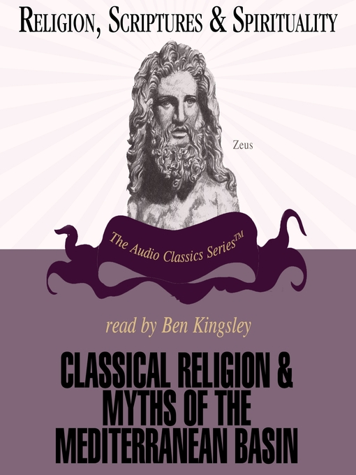 Classical Religions & Myths of the Mediterranean Basin (MP3)