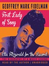 First Lady of Song (MP3): Ella Fitzgerald for the Record