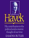 Hayek (MP3): His Contribution to the Political and Economic Thought of Our Time