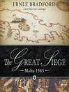 The Great Siege (MP3): Malta 1565