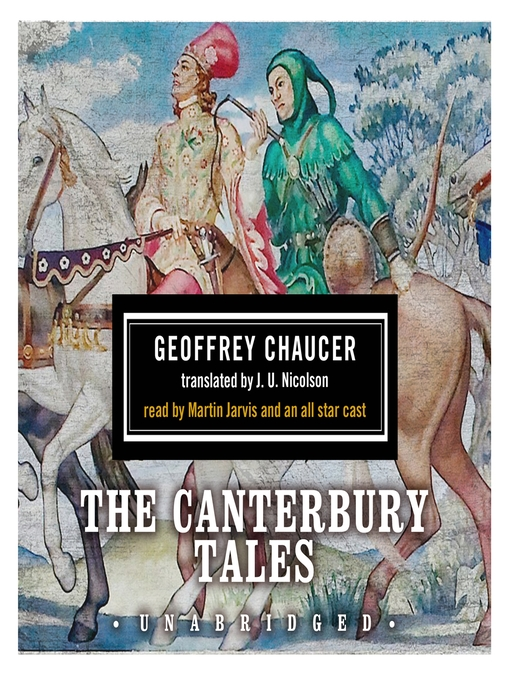 The Canterbury Tales (MP3)
