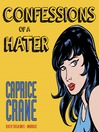 Confessions of a Hater (MP3)