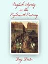 English Society in the Eighteenth Century (MP3)