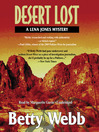 Desert Lost (MP3): Lena Jones Mystery Series, Book 6