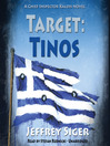 Target: Tinos (MP3): Andreas Kaldis Series, Book 4