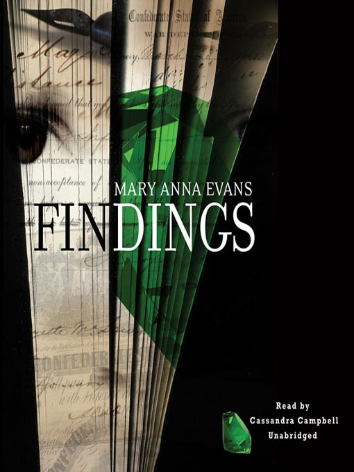 Findings (MP3): Faye Longchamp Mystery Series, Book 4