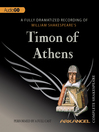 Timon of Athens (MP3)