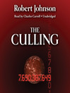 The Culling (MP3)