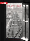I Have Lived a Thousand Years (MP3): Growing Up in the Holocaust
