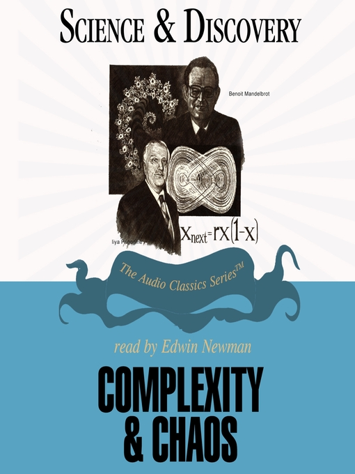 Complexity & Chaos (MP3)