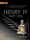 Henry IV, Part 1 (MP3)
