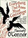 Everything That Rises Must Converge (MP3)