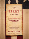 The Tea Party Manifesto (MP3): A Vision for an American Rebirth