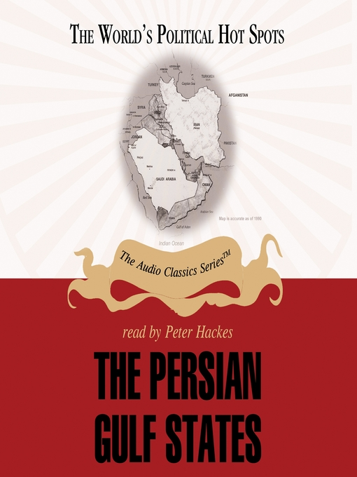 The Persian Gulf States (MP3)