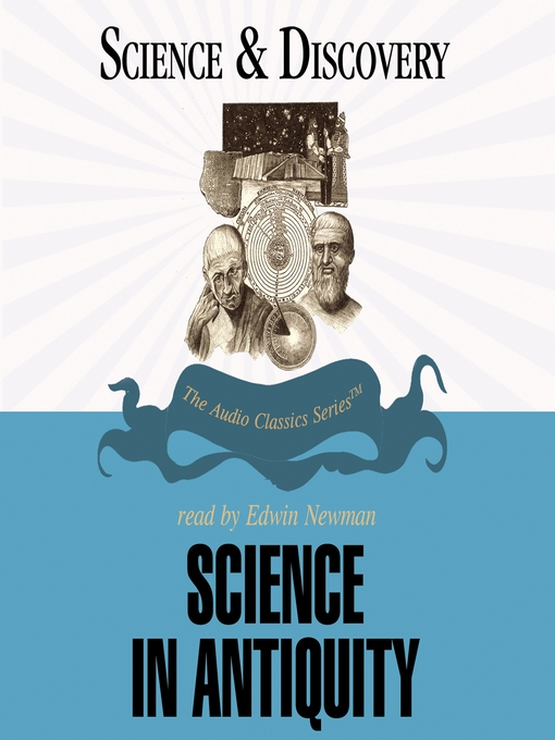 Science in Antiquity (MP3)