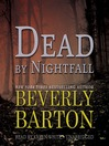 Dead by Nightfall (MP3): Dead by Trilogy, Book 3
