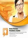 Verbal Mastery Vocabulary System (MP3)