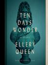 Ten Days' Wonder (MP3)
