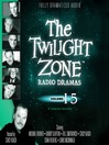 The Twilight Zone Radio Dramas, Volume 15 (MP3)