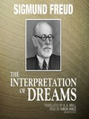 The Interpretation of Dreams (MP3)