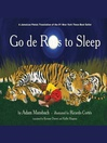 Go de Rass to Sleep (MP3): A Jamaican Translation