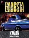 Gangsta (MP3): Gangsta Series, Book 1
