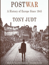 Postwar (MP3): A History of Europe Since 1945