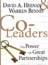 Co-Leaders (MP3): The Power of Great Partnerships