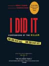 If I Did It (MP3): Confessions of The Killer