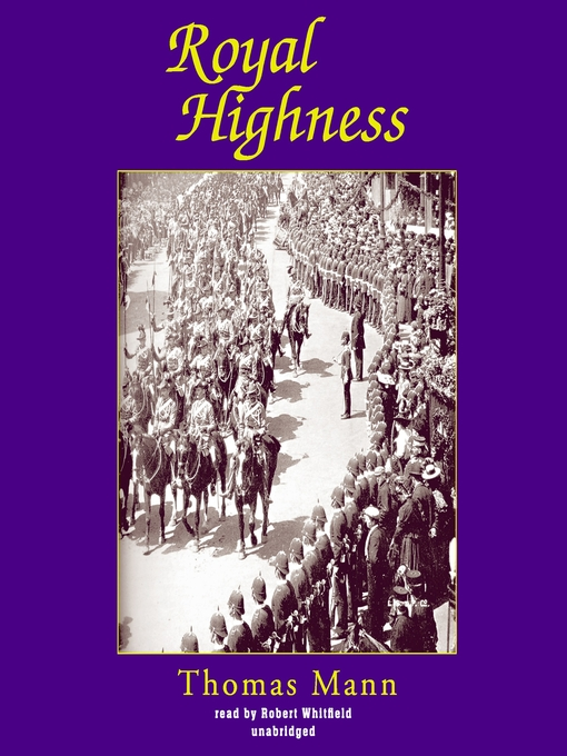 Royal Highness (MP3)