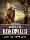 The Hound of the Baskervilles (MP3): Sherlock Holmes Series, Book 5