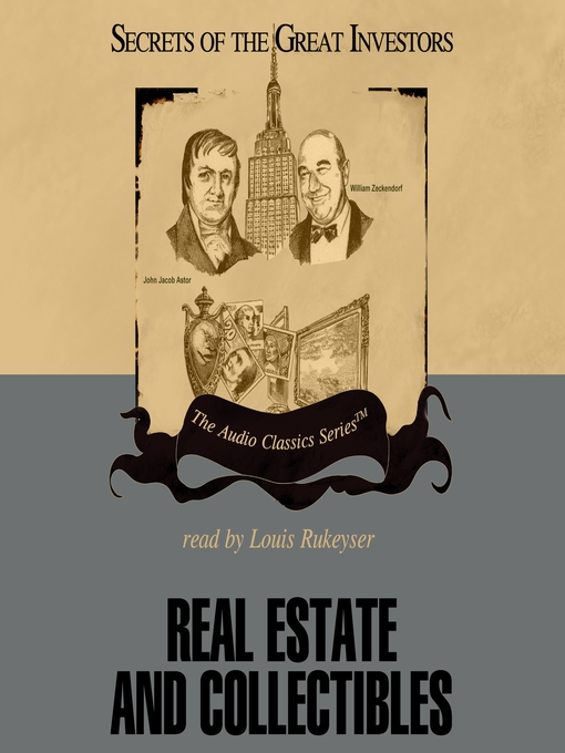 Real Estate and Collectibles (MP3)