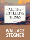 All the Little Live Things (MP3)