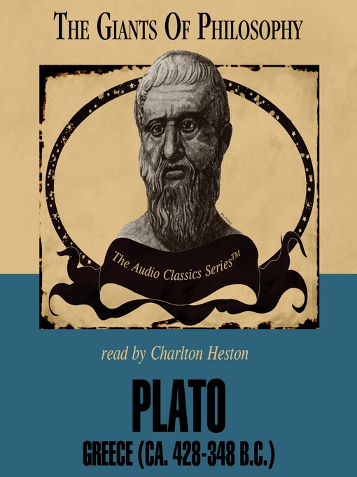 Plato (MP3): Greece (ca. 430-350 B.C.)