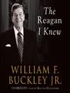 The Reagan I Knew (MP3)
