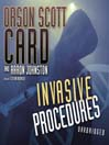 Invasive Procedures (MP3)