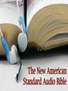 The New American Standard Audio Bible (MP3)