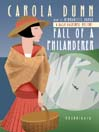 Fall of a Philanderer (MP3): Daisy Dalrymple Series, Book 14