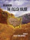The English Major (MP3)