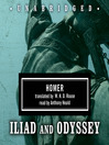 Homer Box Set (MP3): Iliad & Odyssey